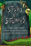 Board Game: Sticks & Stones Card Game