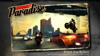 Video Game: Burnout Paradise