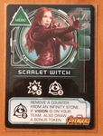 Board Game: Thanos Rising: Avengers Infinity War – Scarlet Witch Promo Card