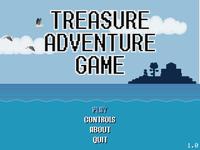 Video Game: Treasure Adventure Game