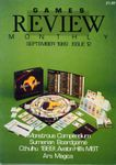 Issue: Games Review (Volume 1, Issue 12 - Sep 1989)