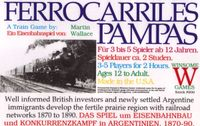 Board Game: Ferrocarriles Pampas
