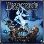 Board Game: Descent: The Tomb of Ice