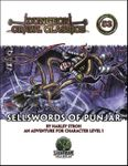 RPG Item: DCC #053: Sellswords of Punjar