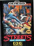 Video Game: Streets of Rage