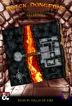 RPG Item: Quick Dungeons 005: Halls of Fire