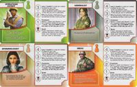 Board Game: Pandemic: Promo Roles