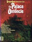 RPG Item: The Palace of Ontoncle: DragonQuest Adventure One