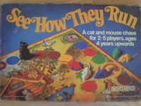 Board Game: See How They Run