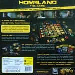 Board Game: Homeland: The Game