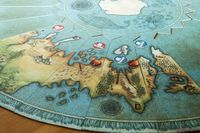 Board Game: Vikingar: The Conquest of Worlds