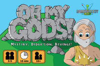 Board Game: Oh My Gods!