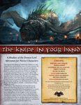 RPG Item: The Knife in Your Hand