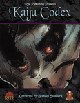 RPG Item: Kaiju Codex (5E)