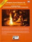 RPG Item: DCC #002: The Lost Vault of Tsathzar Rho