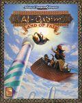 RPG Item: Al-Qadim Land of Fate