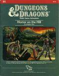 RPG Item: B5: Horror on the Hill