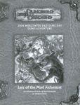 RPG Item: Lair of the Mad Alchemist