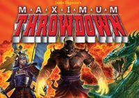 Board Game: Maximum Throwdown