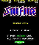 Video Game: Star Force