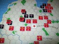 Board Game: Destruction of Army Group Center (Second Edition)