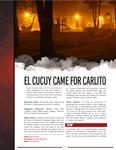 RPG Item: El Cucuy Came for Carlito