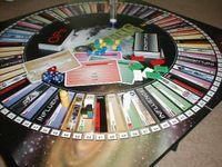Board Game: Globopolis