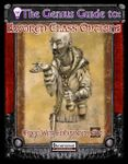 RPG Item: The Genius Guide to: Favored Class Options