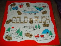 Board Game: Gold Rush