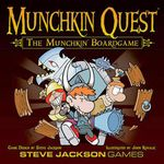 Board Game: Munchkin Quest