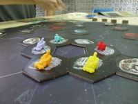 Board Game: Asteroyds