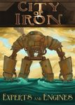 Board Game: City of Iron: Experts and Engines