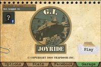 Video Game: GI Joyride