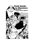 RPG Item: Field Guide to Monsters, Volume 2: The M-Force Update