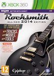 Video Game: Rocksmith 2014