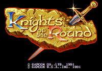 Video Game: Knights of the Round