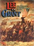 Board Game: Lee vs. Grant: The Wilderness Campaign of 1864