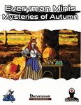 RPG Item: Everyman Minis: Mysteries of Autumn
