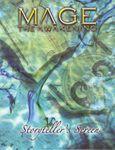 RPG Item: Mage: The Awakening Storyteller's Screen