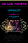 RPG Item: Monthly Monster 15-07LL: The Lich Sorceress