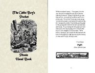 RPG Item: The Cabin Boy's Pocket Pirate Hand Book
