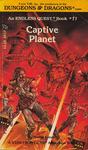 RPG Item: Book 17: Captive Planet