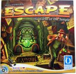 Board Game: Escape: The Curse of the Temple
