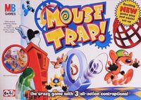 Board Game: Mouse Trap
