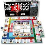 Board Game: Stop the Presses!