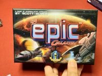 Board Game: Tiny Epic Galaxies