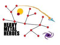 Board Game: Heavy Metal Heroes