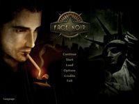 Video Game: Face Noir
