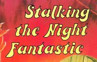 RPG: Stalking the Night Fantastic (1st and 2nd Editions)
