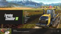 Video Game: Farming Simulator 17